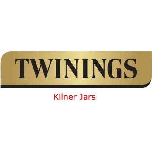 Twinings Kilner Jars with Pre-printed Labels Ref 0403299 [Pack 3]