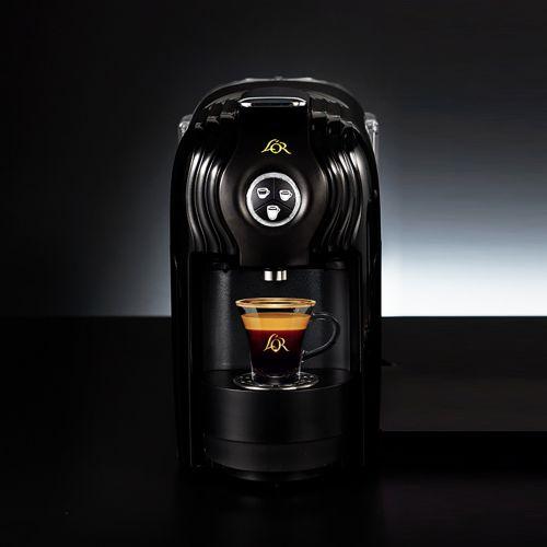 L'OR Lucente Pro Coffee Machine + 200 Free Capsules Ref GB 1PCX1