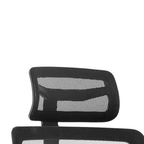 Trexus Ergo Twist Click Mesh Headrest Black Ref AC000040