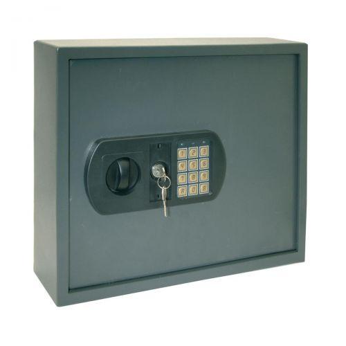 High Security Key Safe Electronic Key Pad and 30mm Double Bolt Locking 60 Keys