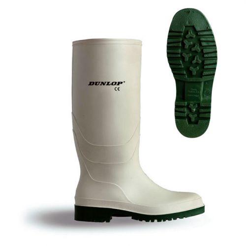 7e33dc60eda Dunlop Pricemastor Wellington Boots Size 6.5 White Ref BBW06.5 ...