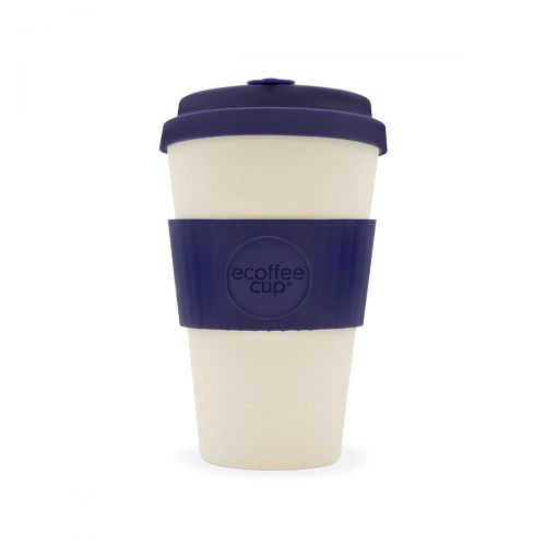 Ecoffee Eco 14oz Blue Nature Cup Ref 0303029