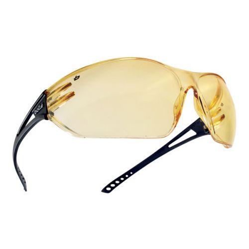B Brand BBH20S Safety Eye Protection Ergonomic Spectacles//Glasses SMOKE Lens