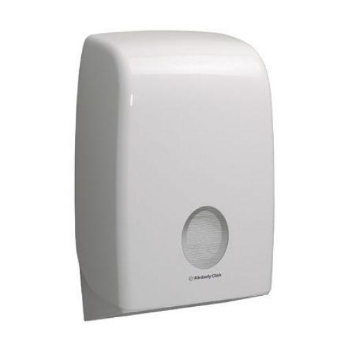 Kimberly Clark AQUARIUS* Hand Towel Dispenser W265xD136xH399mm Plastic White Ref 6945