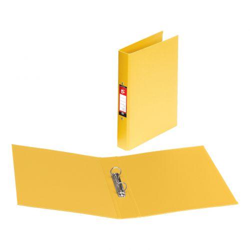 5 Star 2R/Binder A4 PP Yellow
