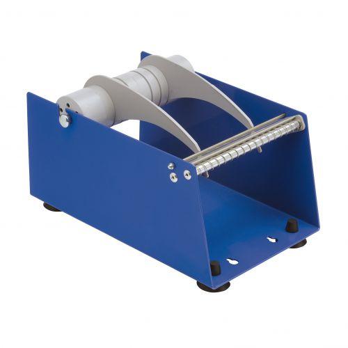 Bench Type Parcel Label Dispenser Diameter Capacity 210mm plus 500 Labels of 108x79mm Ref PD611T