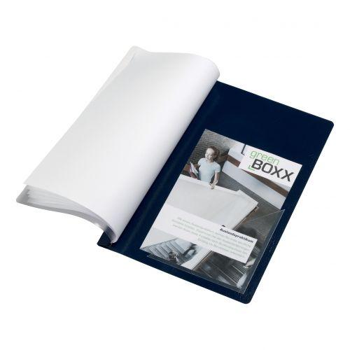 Durable Cornerfix Corner Filing Pockets Soft PVC Self