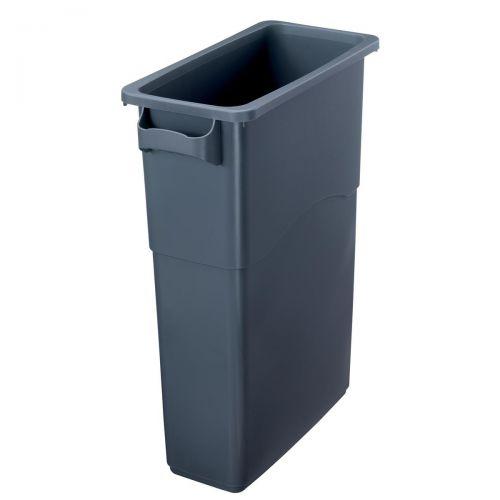 EcoSort Recycling System Maxi Bin 70 Litre Capacity 275x590x755 Grey Ref SPICEMAXGREY1
