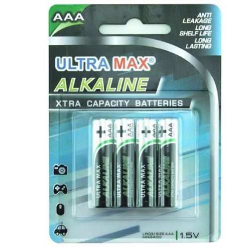 5 star value alkaline batteries aaa pack 4 warrens - Aaa business supplies and interiors ...