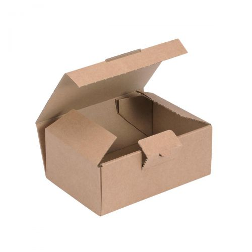 Easi Mailer Kraft Mailing Box W160xD110xH64mm Brown [Pack 20]