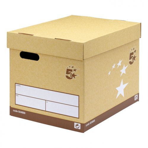 5 Star FSC superstrong Box Sand Pk10