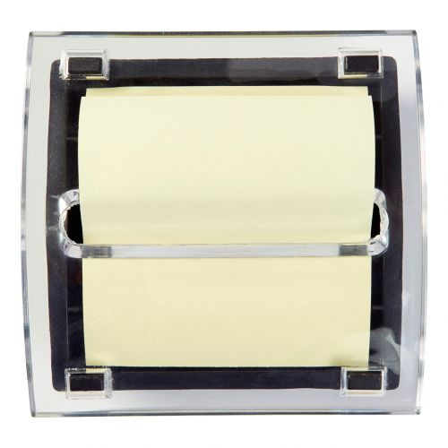 5 Star Office Re-Move Concertina Note Dispenser Acrylic