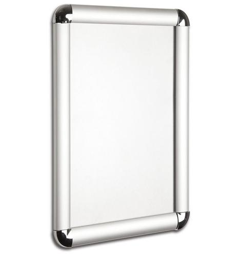 Aluminium A1 Four Sided Snap Frames With Corners SNP001-A1