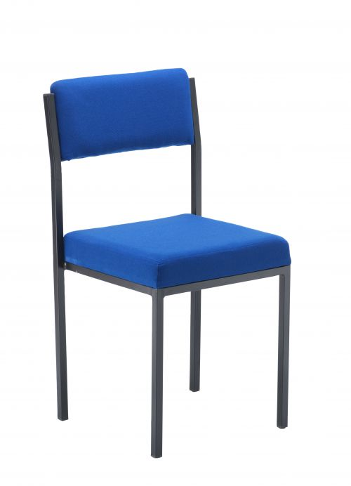 Cube Multipurpose Stacking Chairs Blue