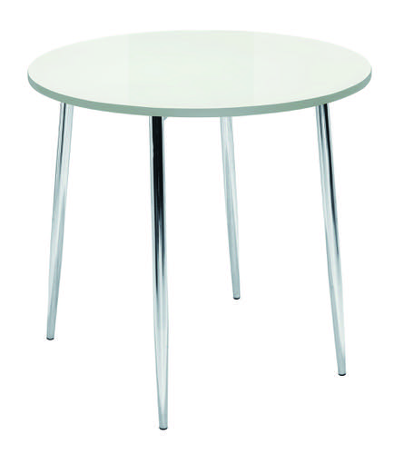 Ellipse 800 4 Leg Table White