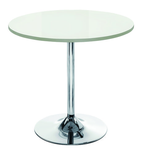 Ellipse 800 Trumpet Base Table White