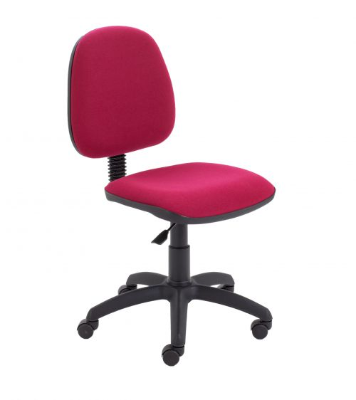 Student Anti-Tamper Chair Claret