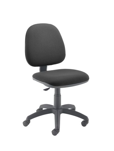 Zoom Midback Operator Chair Charcoal