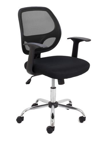 One Mesh Back Chair Black