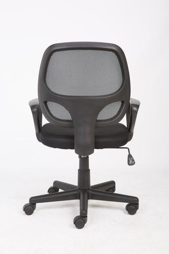 Rossi Mesh Chair - Black