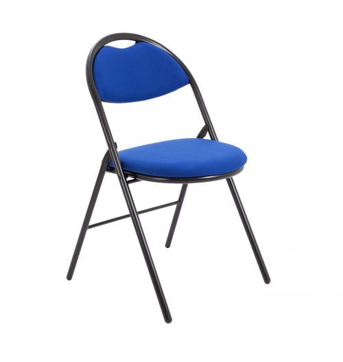 Sienna Folding Chair Royal Blue