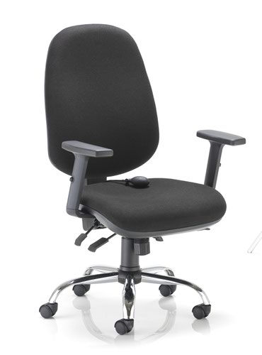 Id Ergonomic Chair - Black