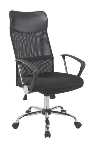 Carlos High Back Mesh Chair