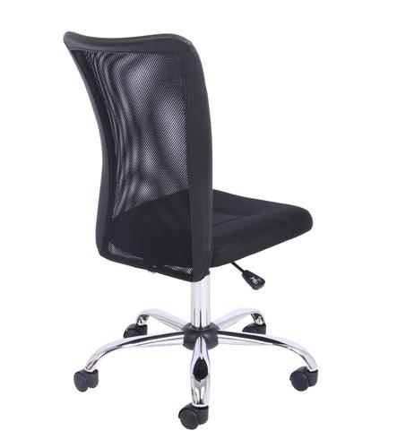 Cyan Mesh Back Desk Chair - Black