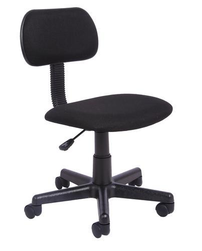 Maya Desk Chair - Black