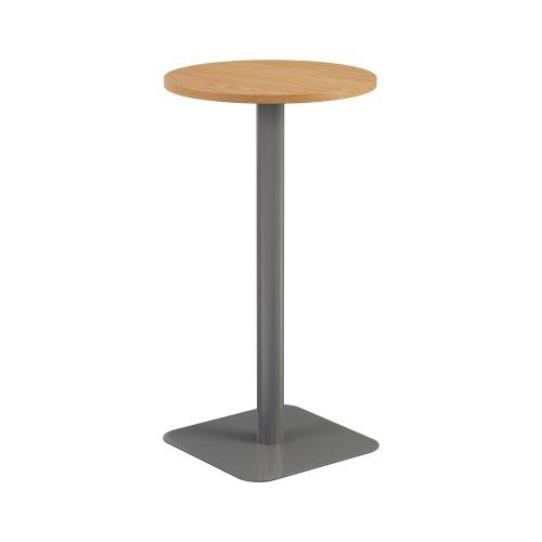 Contract Table High 600mm Nova Oak