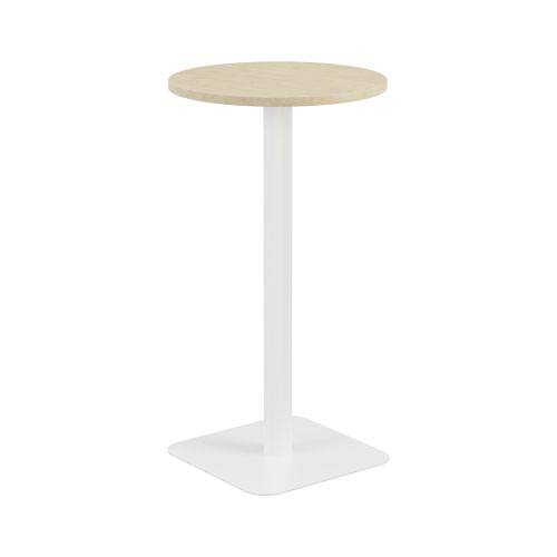 Contract Table High 600mm Maple