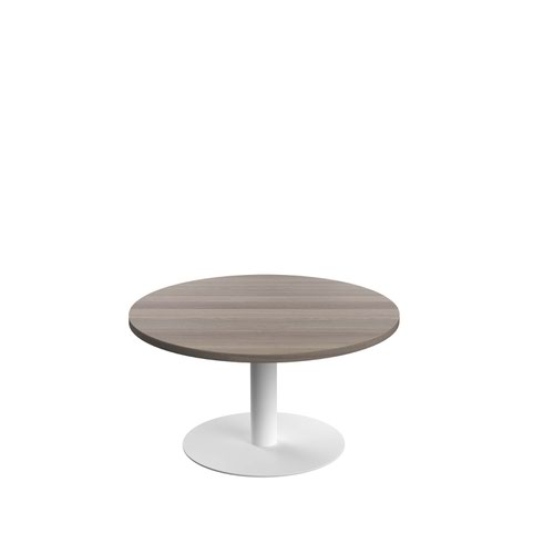 Contract Table Low 800mm Grey Oak