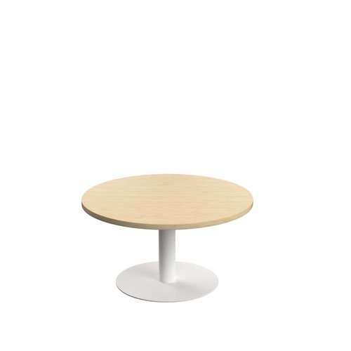 Contract Table Low 800mm Maple