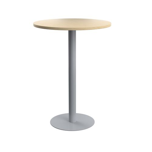 Contract Table High 800mm Maple