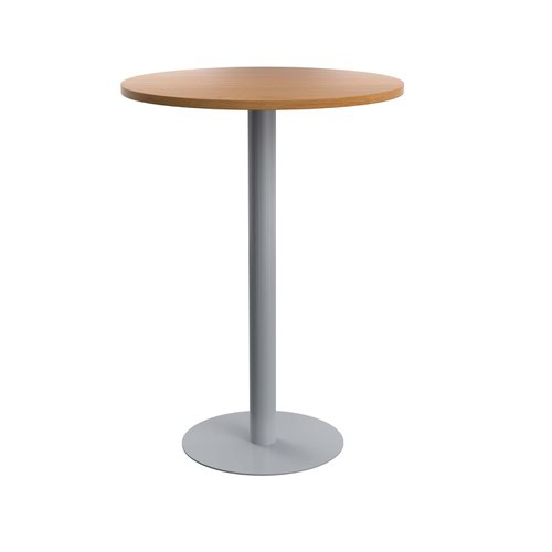 Contract Table High 800mm Nova Oak