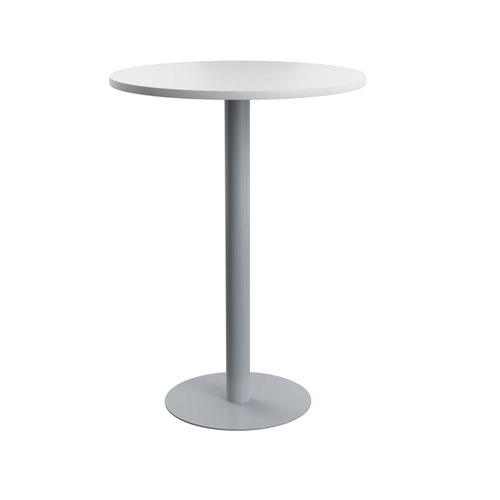 Contract Table High 800mm White
