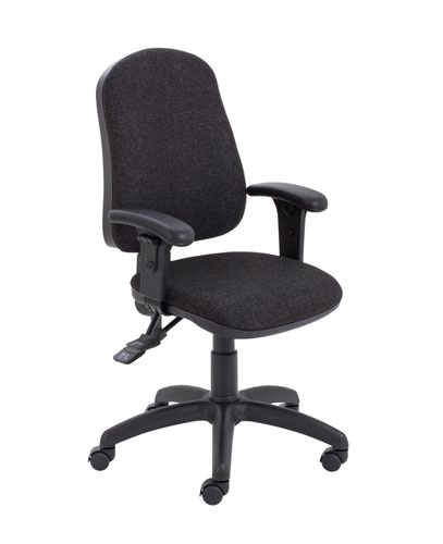 Calypso 2 Deluxe + Adjustable Arms Charcoal