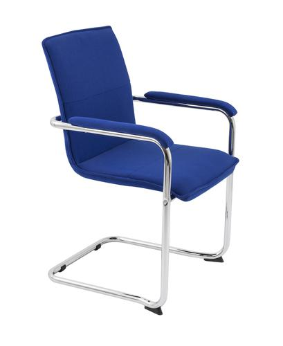 Pavia Visitor Chair Royal Blue