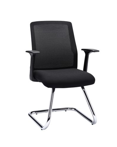 Denali Visitor Mesh Chair Black
