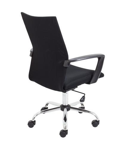 One Task Mesh Chair - Black