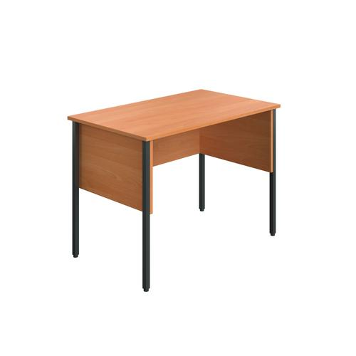 Eco Midi Homework Desk 1000x600mm Beech KF90350