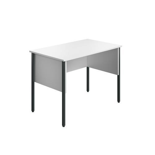 Eco Midi Homework Desk 1000x600mm White ECMHD1060WH