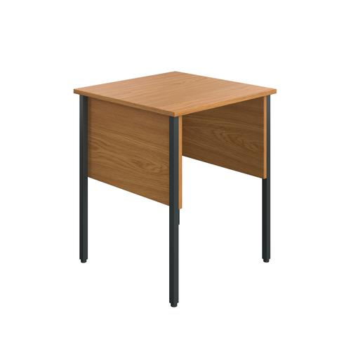 Eco Midi Homework Desk 600mmx600mm Oak KF90345