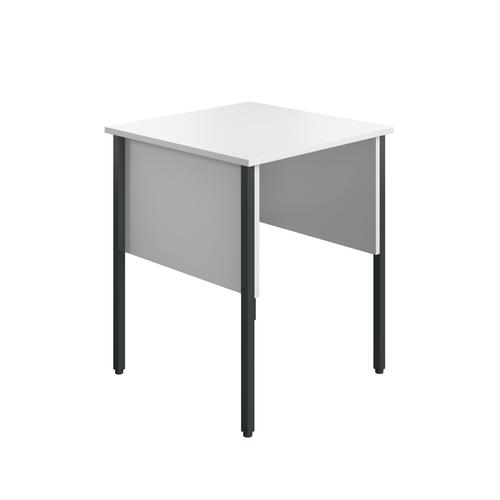 Eco Midi Homework Desk 600mmx600mm White ECMHD6060WH
