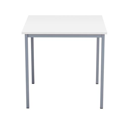 Serrion Square Table 750mm White KF79846 by , KF79846