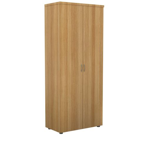E Space Executive High Storage Cabinet inc. 3 Shelves - Cappuccino