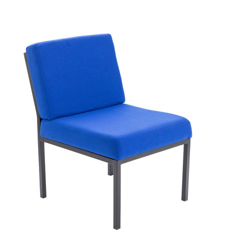 Rubic Reception Unit Royal Blue