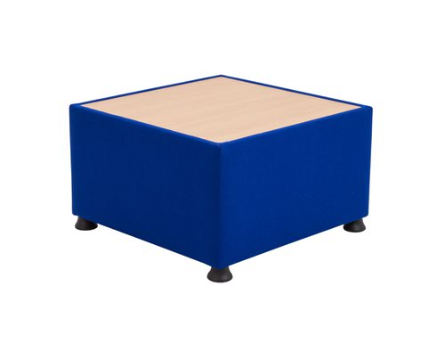 Glacier Table Royal Blue
