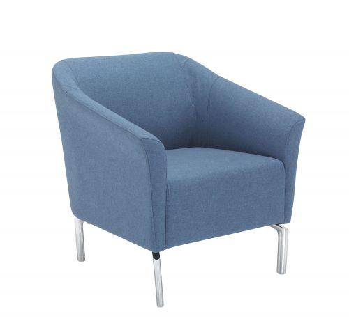 Tux Armchair Blue