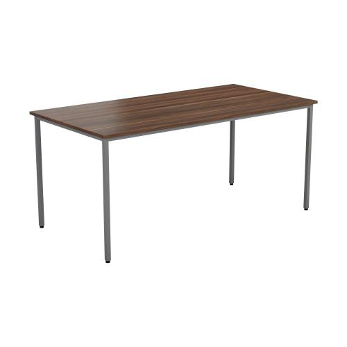 1200 X 800 Rectangular Multipurpose 18mm Table Desktop Dark Walnut